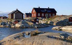 Huvudskär, Stockholm Archipelago, Sweden