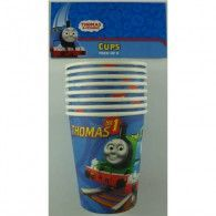 1012 - Thomas and Friends Cups. Pack of 8 Thomas & Friends Paper Cups - Pack of 8 Disney Balloons, Helium Balloons, Latex Balloons, Wholesale Party Supplies, Kids Party Supplies, Wedding Balloons, Birthday Balloons, Wholesale Balloons, Birthday Cup