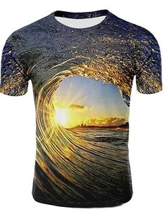 Men's Graphic optical illusion Plus Size T-shirt Print Long Sleeve Daily Tops Streetwear Exaggerated Round Neck Rainbow 2020 - US $17.24 Sweatshirt Homme, Hoodie Sweatshirts, Pullover Hoodie, Sweatshirts Online, 3d T Shirts, Printed Shirts, Sweat Shirt, Top Streetwear, Basic Hoodie