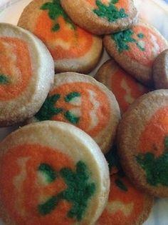 Pumpkin sugar cookies food cookies halloween sugar cookies halloween pictures halloween images halloween treats halloween cookies