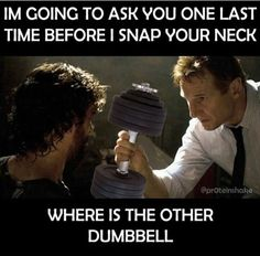 Gym and weight lifting humor