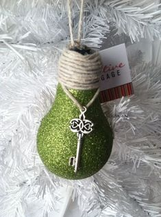 DIY Christmas Ornaments Made From Light Bulbs - 4 UR Break- provides some information about interesting trends. Christmas Ornaments To Make, How To Make Ornaments, Homemade Christmas, Christmas Projects, Holiday Crafts, Christmas Holidays, Christmas Decorations, Ornaments Ideas, Merry Christmas
