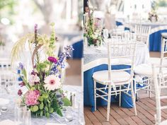 Botanical Gardens Wedding Reception  | Sharon Elizabeth Photography