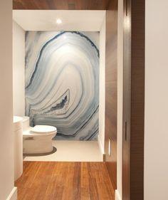 Лучшие дизайнерские находки - Стильные туалетные комнаты