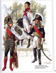 Napoleon's Commanders (1) - 1792 – 1809.