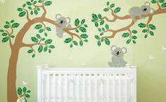 Ετοιμάζοντας το δωμάτιο του μωρου: Μετά το βάψιμο