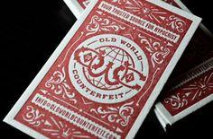 印刷物の良さを再確認、クリエイティブなプリントデザイン50個まとめ - Photoshop VIP