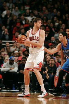 @NBAonTNT: BULLS WIN! Moore knocks down the clutch shot, Pau posts a double-double and Chicago wins it 108-105!
