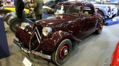Citroën traction coupé Cars Vintage, Antique Cars, Traction, Antiques, Collector Cars, Vintage Cars, Antiquities, Antique