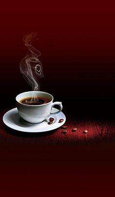 Tea Wallpaper, Graphic Wallpaper, Coffee Cup Art, Coffee Time, Coffee Photography, Dark Photography, Coeur Gif, Café Chocolate, Coffee Shop Logo