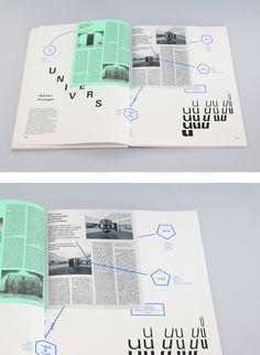 Typographic Catalogof periodic publicationsWHAT—NOT © 2013 Magazine Layout Design, Book Design Layout, Print Layout, Magazine Layouts, Design Layouts, Graphic Design Posters, Graphic Design Inspiration, Typography Design, Layout Inspiration