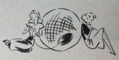 Ilumine Crochet: Vintage Crochet Ilustracion ✭Teresa Restegui http://www.pinterest.com/teretegui/ ✭