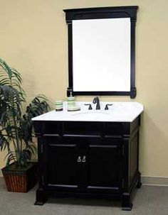 Bathroom Inch Bathroom Vanity For An Infatuation With White Color - Freestanding 36 inch bathroom vanity