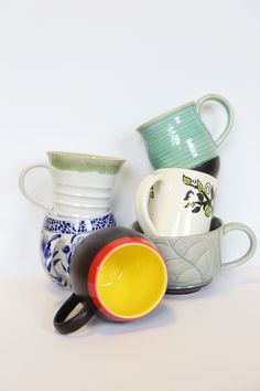 Mugs! Mugs! Mugs! Fair Trade Mugs are a fast, easy gift for everyone!