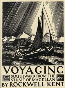 Voyaging Southward from the Strait of Magellan by Rockwell Kent