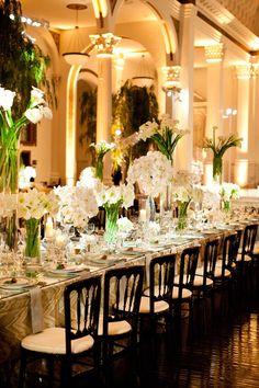 Los Angeles Wedding by Samuel Lippke Studios + Beth Helmstetter Events