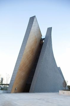 San Josemaría Escrivá Church (Mexico City), Image Source contemporist.com