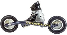 Off road skates with even bigger wheels.