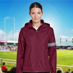 Team 365-Ladies' Boost All Season Jacket With Fleece Lining-TT78W