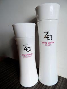 Za True White Toner & Emulsion: Review