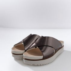 Image 4 of BIO SANDAL from Zara