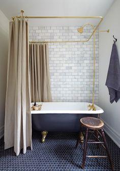 7 salles de bain stylées | Maison & Demeure