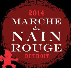 Detroit chases the nain rouge away for another year! - Lansing Travel | Examiner.com