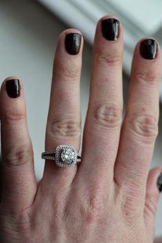 Scott Kay Diamond Engagement Ring Beautiful Quote