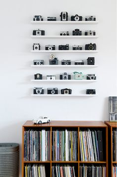 Unique Ways to Display Collections