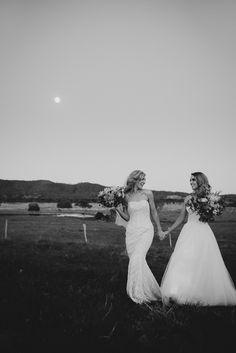 Robyn and Whitney's Yandina Station Wedding, Sunshine Coast | Bonnie Jenkins