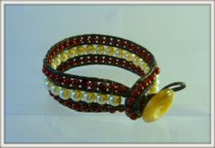 Triple Chan luu bracelets made by SHmbK