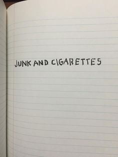 Jean Michel Basquiat - Notebook