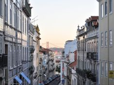 With incredible views, unique shops and a fun atmosphere, don't miss the neighborhood of Príncipe Real on your trip to Lisbon, Portugal. City Beach, Beach Town, Portugal Travel, Lisbon Portugal, Portugal Trip, Princesa Real, Beach Place, Medieval Town, Best Cities