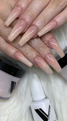 50 Best Ombre Nails ARt Designs ideas and images for 2019 Part 17 - Nägel - halloween nails Nail Art Designs, Ombre Nail Designs, Nails Yellow, Blue Nail, Acrylic Nails Natural, Acrylic Ombre Nails, Ombre Nail Art, Glitter Ombre Nails, Nail Art Halloween