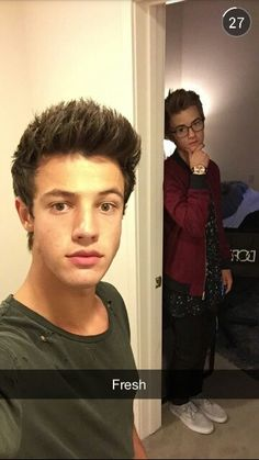 Cam and Jack Johnson