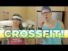 Your CrossFit Friends (Hardly Working) - YouTube