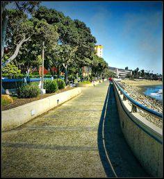 Ventura Promenade, Ventura, California