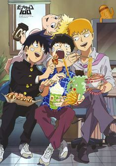 We know you guys love mob but. um let him breathe lmao especially you reigen you might choke mobu One Punch Man, Mob Psycho 100 Wallpaper, Manga Anime, Anime Art, Mob Psycho 100 Anime, Tmnt, Mob Physco 100, Manga Covers, Demon Slayer