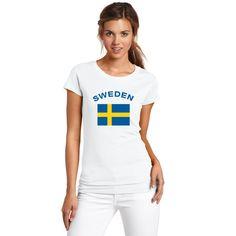 SWEDEN National Flag T-Shirts