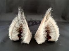 how to make wolf ears - Google Search