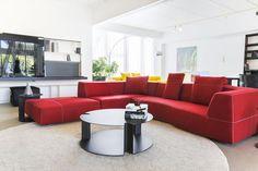 Bend-sofa by B&B Italia | Master Meubel, design meubelen en interieur inrichting