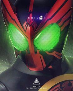 Kamen Rider Ooo, Kamen Rider Decade, Kamen Rider Series, Shadowrun, Power Rangers, Anime, Scrap, Heaven, Entertainment