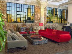 Decoholic » 100  Best Red Living Rooms Interior Design Ideas