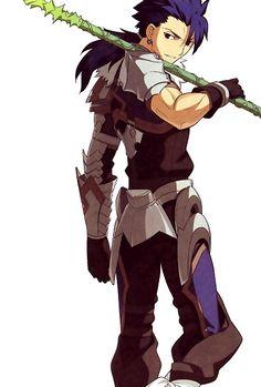 Lancer Prototype (Cú Chulainn) - Fate/Prototype - Fate/Grand Order