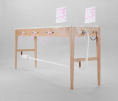 STRETCH - TABLE BY MILTONPRIEST