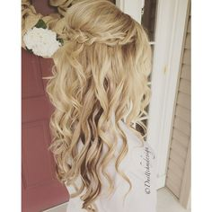 Wedding Hair Extensions ❤ liked on Polyvore featuring beauty products, haircare, hair styling tools, hair, hairstyles and hair styles