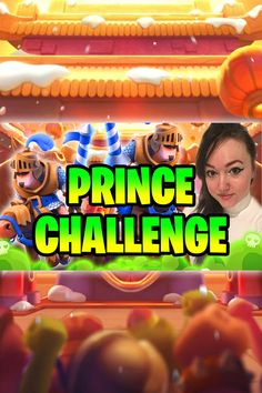 New Best Deck for Prince Challenge in Clash Royale 2021. This Double Prince Deck can win you many games if it is properly played. Tomorrow I will do a Princess Challenge with the new Princess Emote. #clasher #clash #princechallenge Cool Deck, Clash Royale, Challenges, Princess, Games, Princesses, Gaming, Toys