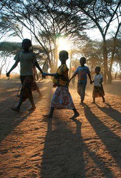 Villaggio di Manda - Foto di Andrea Zan. - © All right reserved FLEA ONLUS - #Africa #Tanzania #FleaOnlus