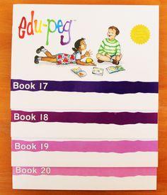 Grade 4, Books 17 - 20 Home Schooling, Non Profit, Classroom, Teacher, Education, Books, Class Room, Professor, Livros