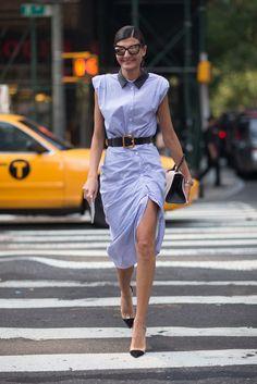 Street Style Trend Report Spring 2014 - Giovanna Battaglia
